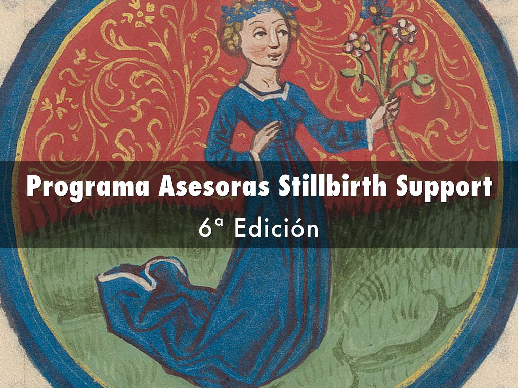 Asesoras Stillbirth Support 6ª Edición