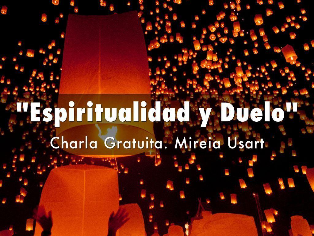 Espiritualidad y Duelo