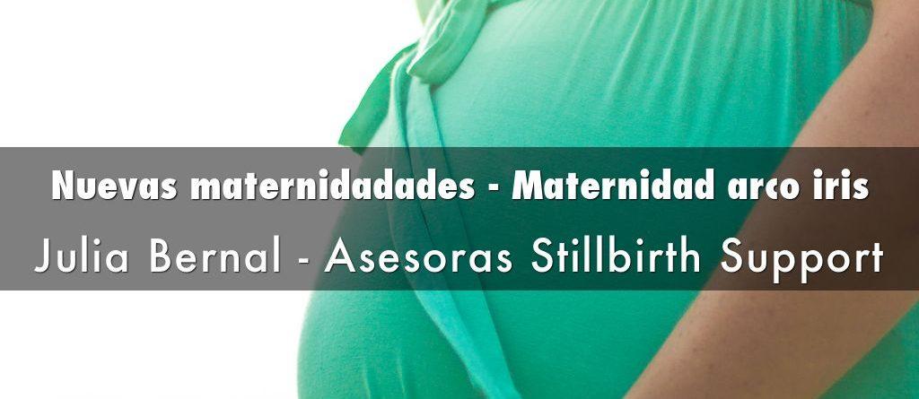 Nuevas maternidades tras el duelo o Maternidades arcoiris
